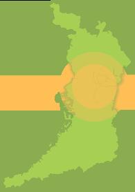 大阪市 地図